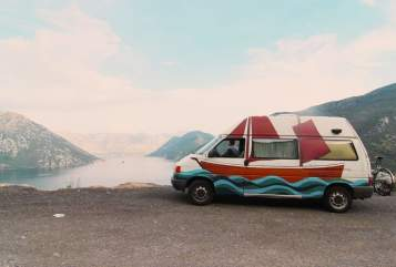Hire a motorhome in Wien from private owners| VW BOY