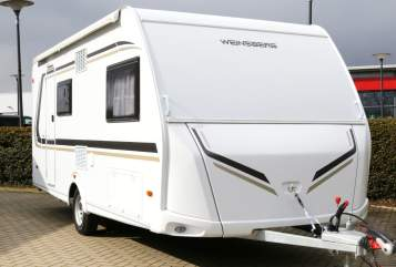 Hire a motorhome in Quakenbrück from private owners| Weinsberg Lotte