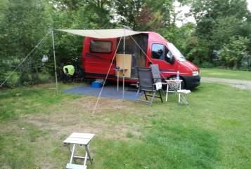 Hire a motorhome in Deventer from private owners| Citroën Jumper Camper