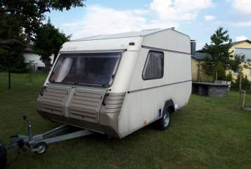 Hire a motorhome in Schulzendorf from private owners  KIP  Betty