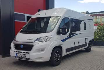 Hire a motorhome in Ludwigshafen am Rhein from private owners| Knaus Husbil
