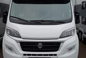 Hire a motorhome in Hagen from private owners  LMC Unser Baby