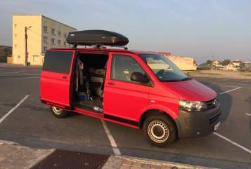 Hire a motorhome in Hamburg from private owners| VW Pollo