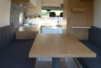Hire a motorhome in Wendlingen am Neckar from private owners| Fiat BELLA