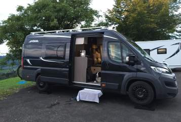Hire a motorhome in Wedemark from private owners| Pössl Bootsmann