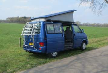 Hire a motorhome in Veldhoven from private owners| Volkswagen t4 Zo nu eerst een