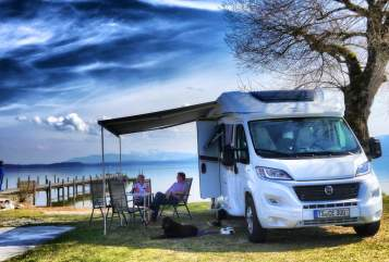 Hire a motorhome in Ruhpolding from private owners| Carado SunCa