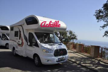 Hire a motorhome in Ködnitz from private owners| Ford Challenger Achille