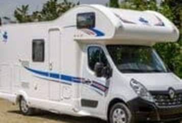 Hire a motorhome in Hünxe from private owners| Ahorn Camp AllinCamper 680