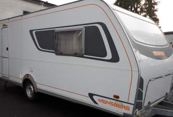 Hire a motorhome in Breckerfeld from private owners| Knaus/Tabbert/Weinsberg Primavera