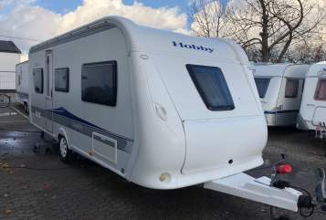 Hire a motorhome in Königsee-Rottenbach from private owners| Hobby Dein Hobby