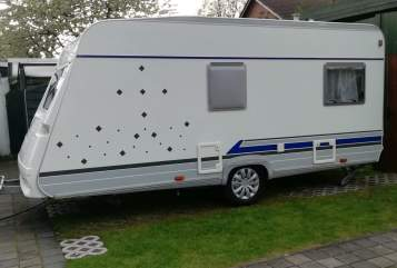 Hire a motorhome in Rheinberg from private owners| Bürstner Bürstner 435TS