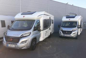 Hire a motorhome in Steinhagen from private owners| Bürstner Mobil Dream Cam