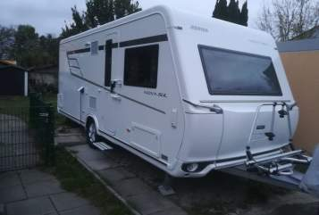 Hire a motorhome in Recklinghausen from private owners| Hymer/Eriba Schmuckstück