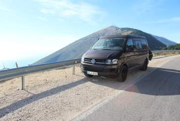 Hire a motorhome in Hannover from private owners  VW Eivind
