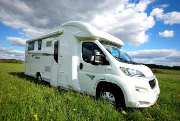 Hire a motorhome in Ratingen from private owners| Forster Hannes