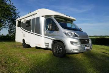 Hire a motorhome in Elze from private owners| Fiat Sternchen