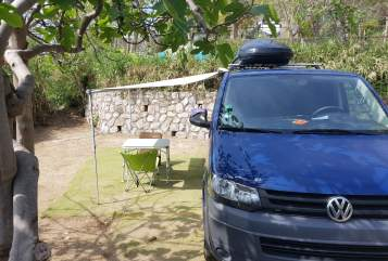 Hire a motorhome in Mannheim from private owners| VW Rudi