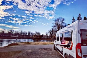 Hire a motorhome in Schwabach from private owners| Weinsberg Edition Fire  Campy