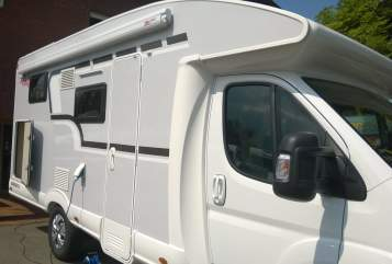 Hire a motorhome in Wuppertal from private owners  Citrön / Aufbau PLA Unser Wohnmi