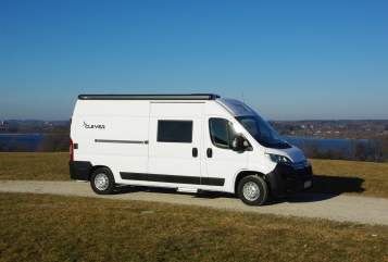 "Hire a motorhome in Inning a. Ammersee from private owners| Clever  The new ""NANNI"""