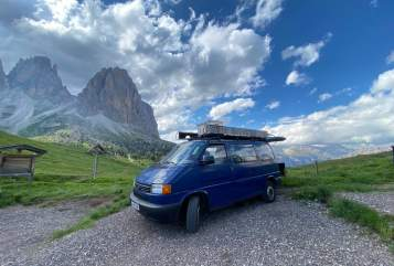 Hire a motorhome in Nürnberg from private owners| VW Otto
