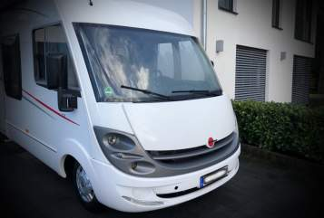 Hire a motorhome in Wittlich from private owners  Bürstner Nelli