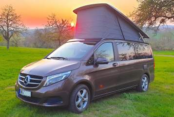Hire a motorhome in Backnang from private owners| Mercedes-Benz Martin