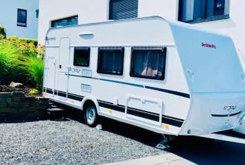 Hire a motorhome in Hennef from private owners| Dethleffs  JOYCE