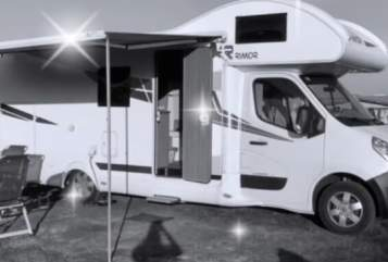 Hire a motorhome in Bergheim from private owners| Rimor  Paddy 1