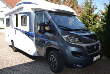 Hire a motorhome in Seubersdorf i. d. OPf. from private owners| Knaus BINO 2
