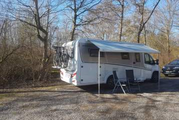 Hire a motorhome in Hannover from private owners| Dethleffs Edition  Stinker