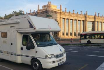 Hire a motorhome in Solingen from private owners| Fiat Ducato Su