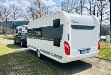 Hire a motorhome in Neustadt from private owners| Hobby PX One