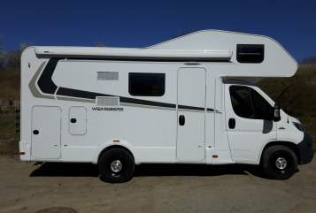 Hire a motorhome in Rostock from private owners| Weinsberg Weinsberg CH600