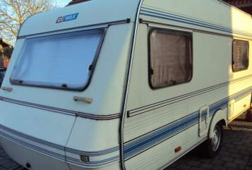 Hire a motorhome in Karlsbad from private owners| Wilk Kuschelbrummer