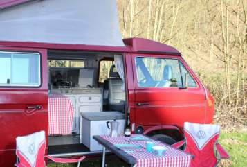 Hire a motorhome in Elz from private owners| VW Horst
