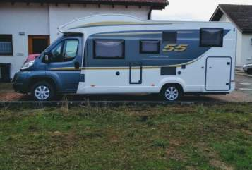 Hire a motorhome in Bad Friedrichshall from private owners| Bürstner Ixeo Time Bürstner Ixeo