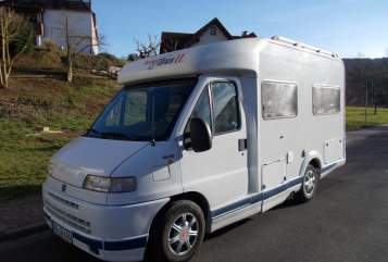 Hire a motorhome in Bessenbach from private owners| Fiat Ducato Flotter Bayer