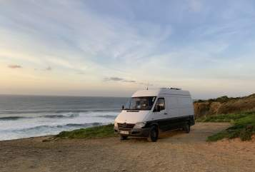 Hire a motorhome in Chieming from private owners| Mercedes Benz Mads