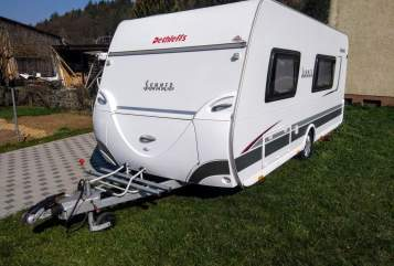 Hire a motorhome in Illschwang from private owners| Dethleffs Summerdream