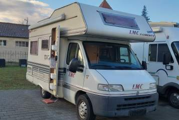 Hire a motorhome in Waghäusel from private owners| Fiat ducato Kleiner Lord