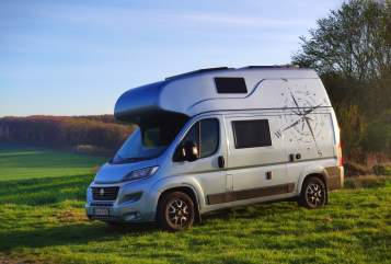 Hire a motorhome in Osnabrück from private owners  Pössl Kalle
