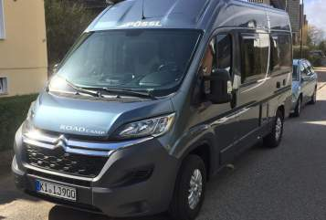 Hire a motorhome in Kiel from private owners| Pössl Fördespaß 2