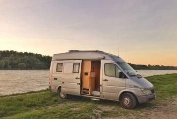 Hire a motorhome in Stuttgart from private owners| Mercedes Sprinter 313 CDI Don Pablo