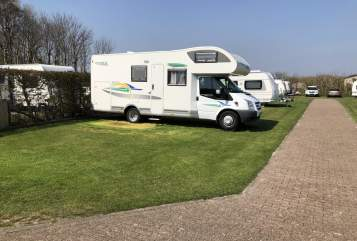 Hire a motorhome in Schmallenberg from private owners| Chausson  Welcome 28
