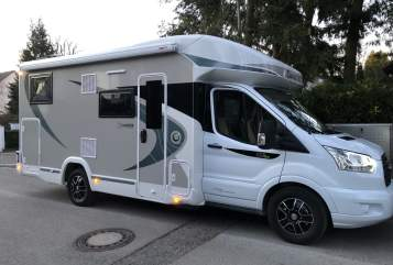 Hire a motorhome in München from private owners  Chausson  Dino