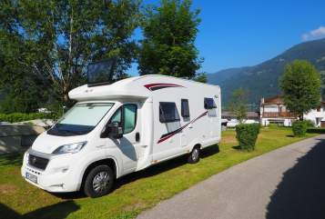 Hire a motorhome in Friedberg from private owners| Fiat Ducato Pippin
