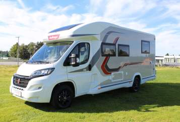 Hire a motorhome in Herford from private owners| Challanger Challenger 328
