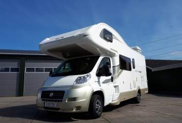 Hire a motorhome in Utrecht from private owners| Fiat  Camper 1